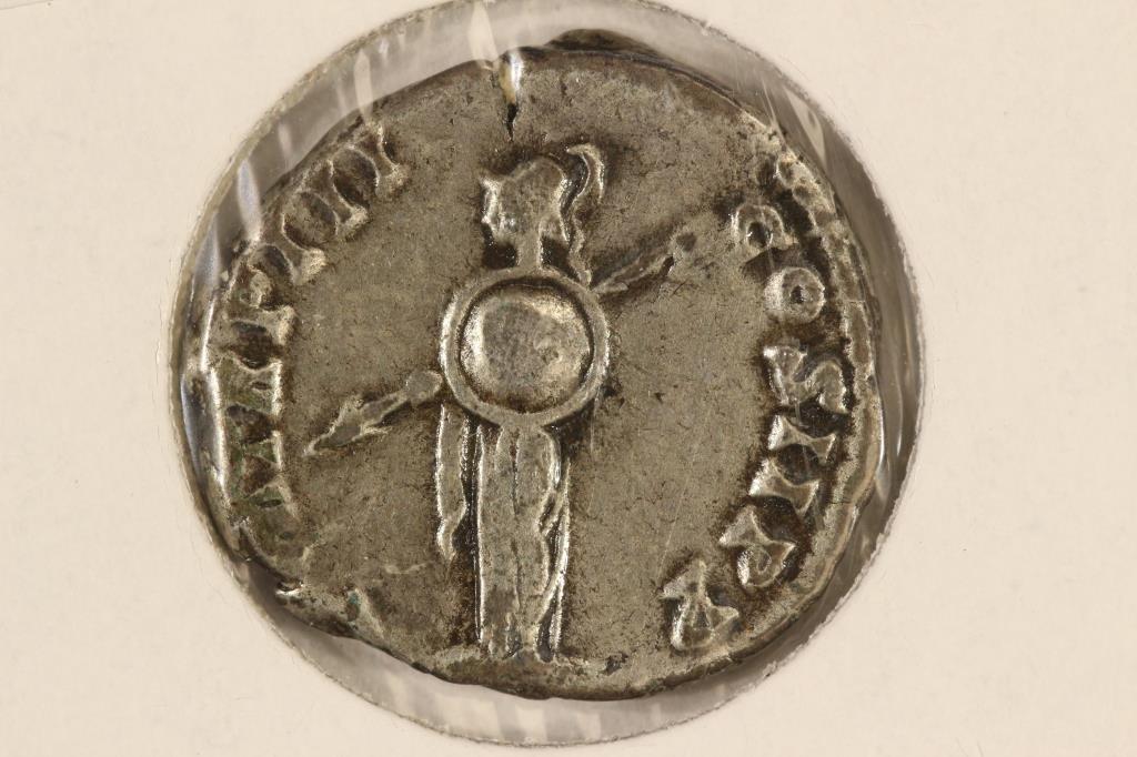 SILVER 193-211 A.D. SEPTIMIUS SEVERUS ANCIENT COIN - 2