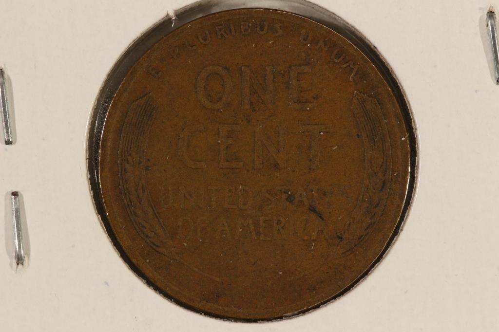 1909-VDB LINCOLN CENT (FINE) - 2