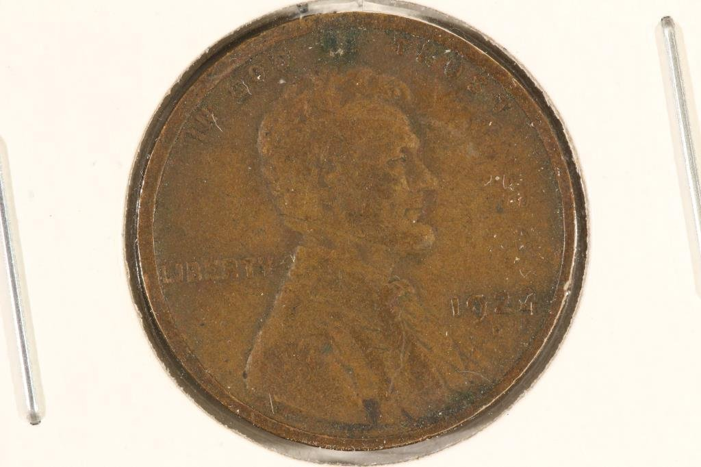 1922-D LINCOLN CENT (SEMI-KEY)