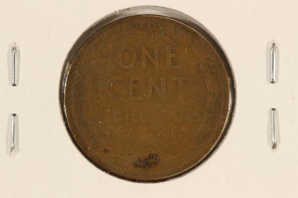 1915-S LINCOLN CENT (SEMI-KEY) - 2