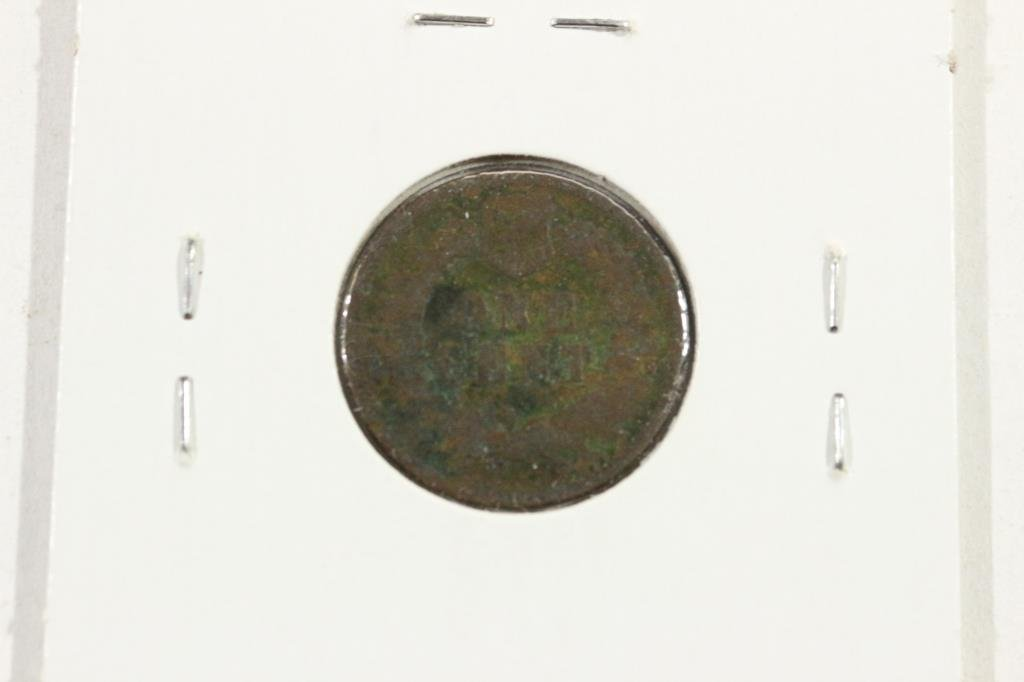 1878 INDIAN HEAD CENT - 2