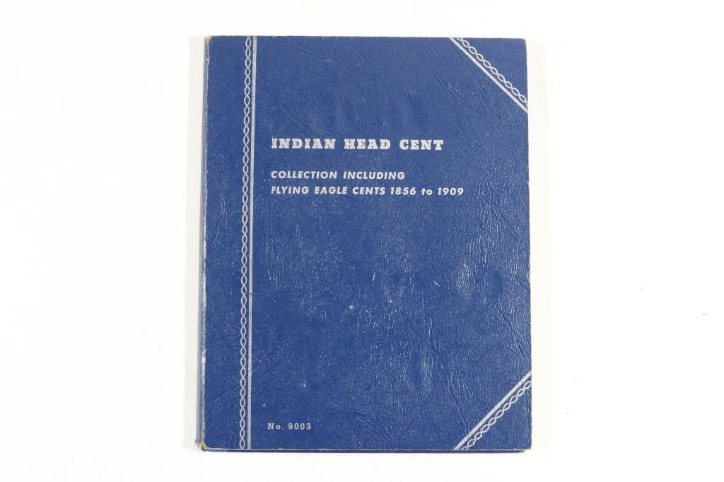 PARTIAL 1856-1909 INDIAN HEAD CENT SET11 COINS - 4