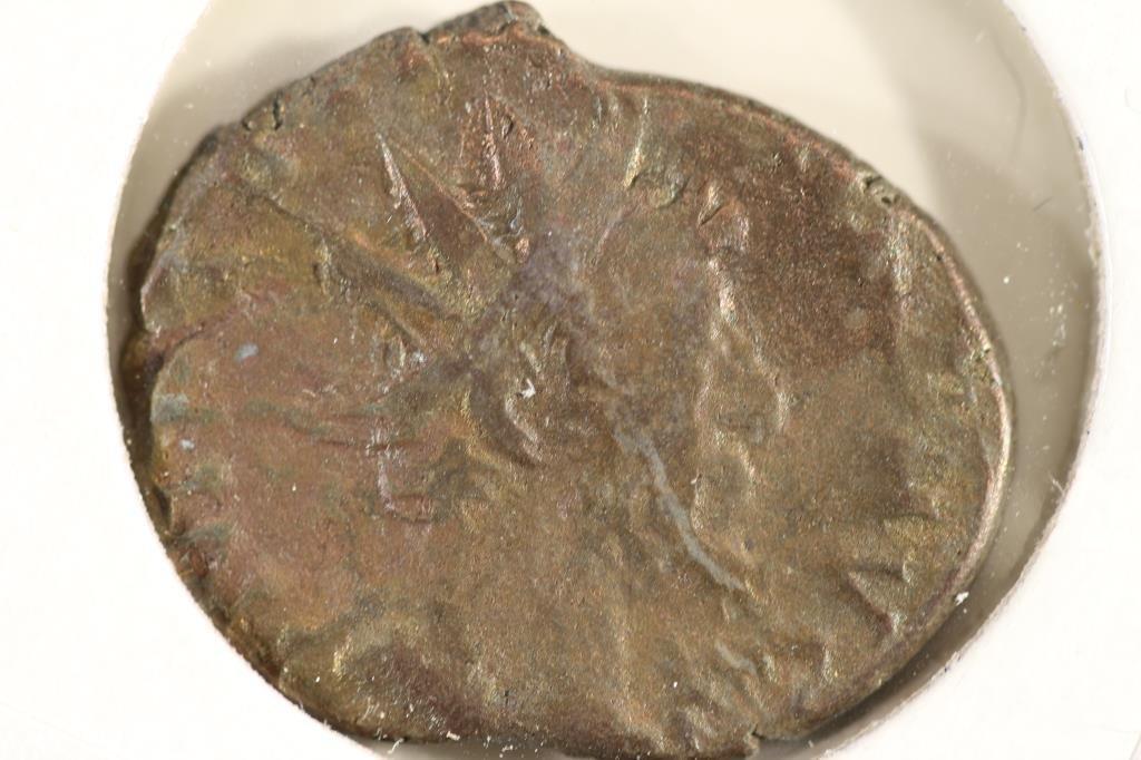 271-274 A.D. TETRICUS I ANCIENT COIN (FINE)
