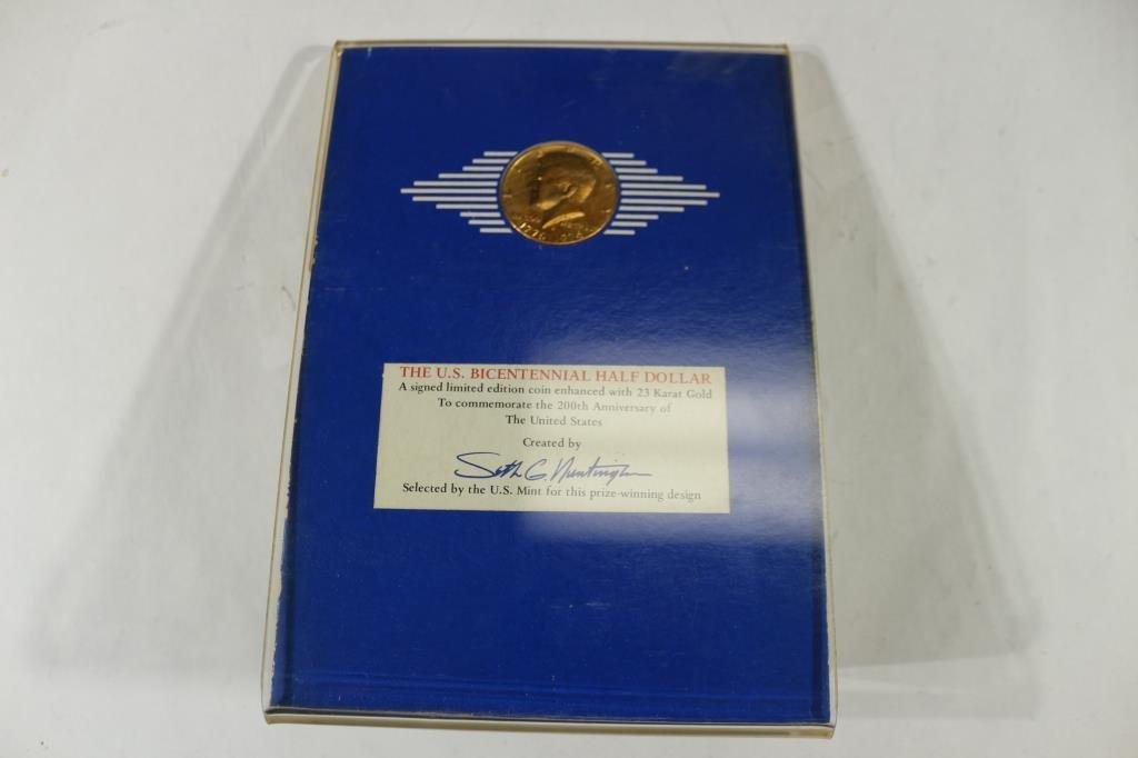 1776-1976-D BICENTENNIAL KENNEDY HALF DOLLAR