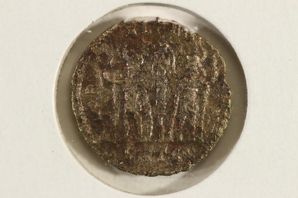 337-340 A.D. CONSTANTINE II ANCIENT COIN - 2