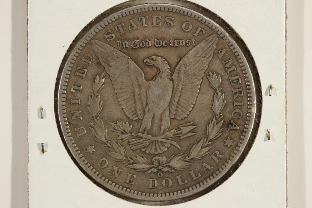 1887-O MORGAN SILVER DOLLAR - 2