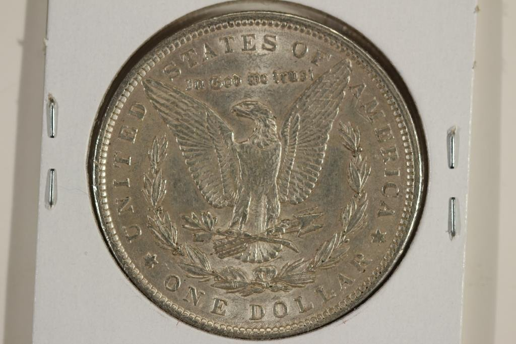 1889 MORGAN SILVER DOLLAR - 2