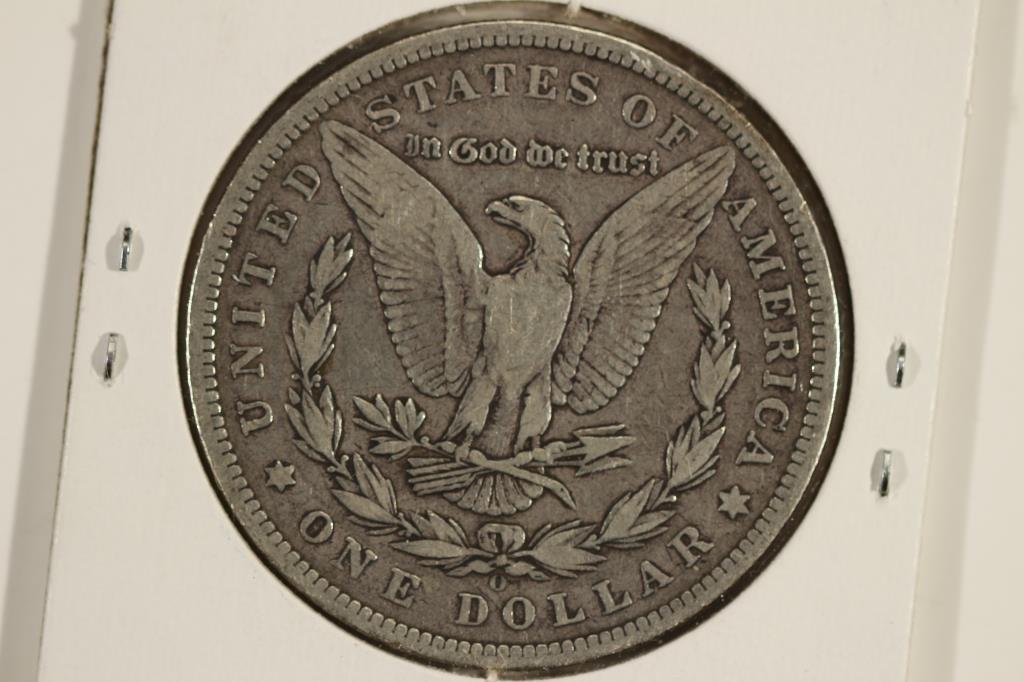 1897-O MORGAN SILVER DOLLAR - 2