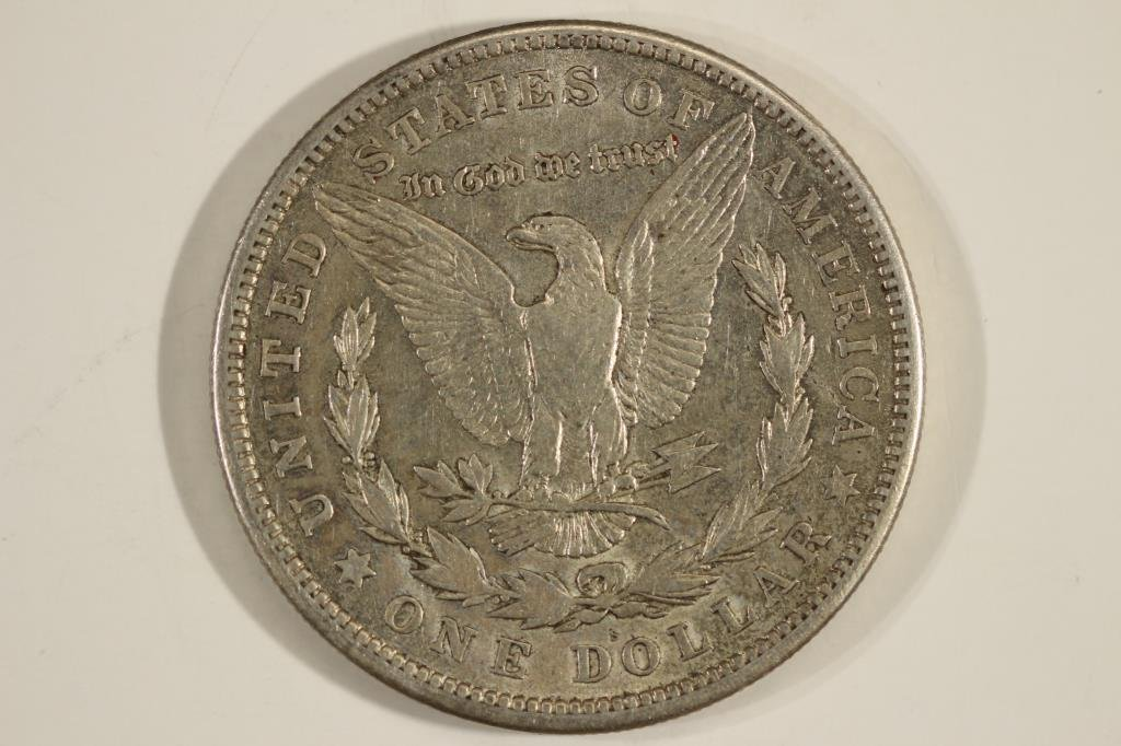 1921-S MORGAN SILVER DOLLAR - 2