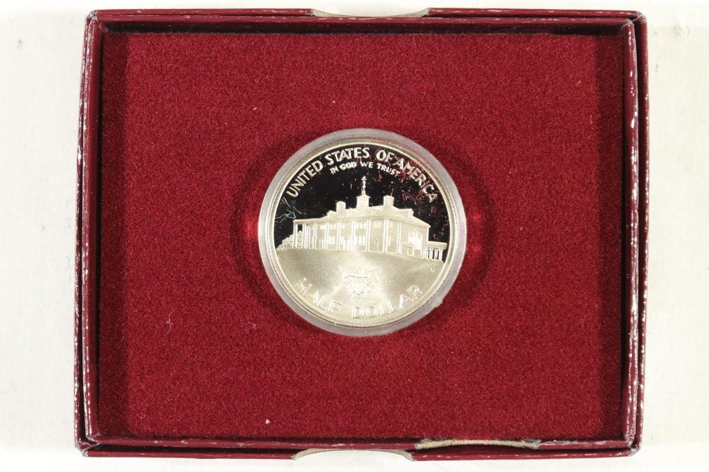 1982-S WASHINGTON SILVER COMMEMORATIVE HALF PF - 2