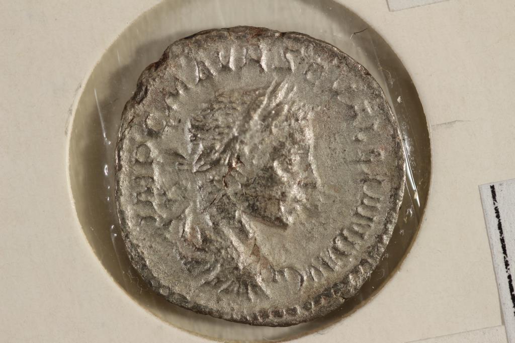 SILVER 222-234 A.D. SEVERUS ALEXANDER ANCIENT COIN