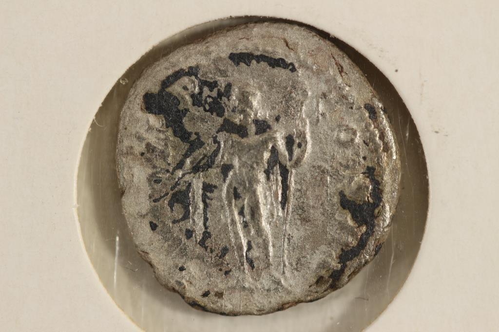 SILVER 222-234 A.D. SEVERUS ALEXANDER ANCIENT COIN - 2