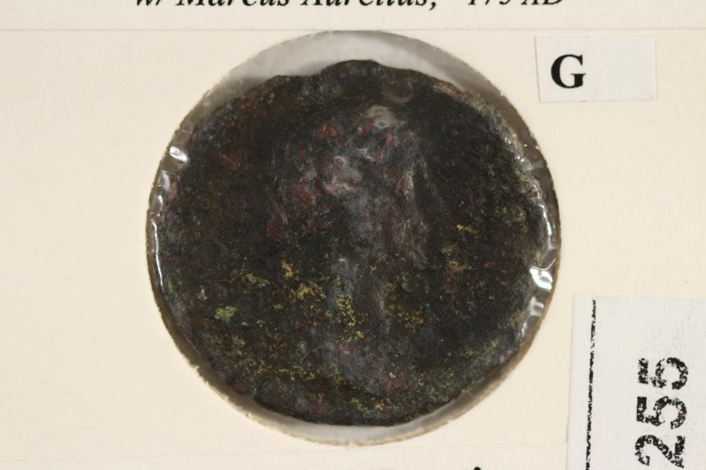 175 A.D. FAUSTINA II ANCIENT COIN