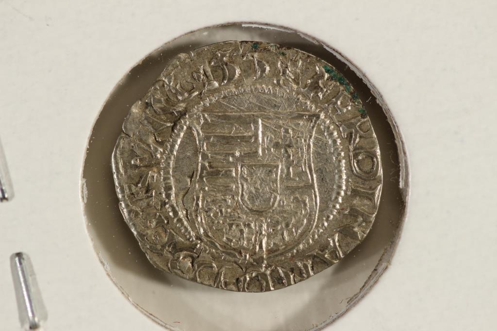 CIRCA 1526-64 HUNGARY SILVER DENAR FERDINAND I ERA - 2