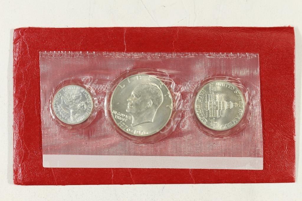 1976-S US BICENTENNIAL UNC SET