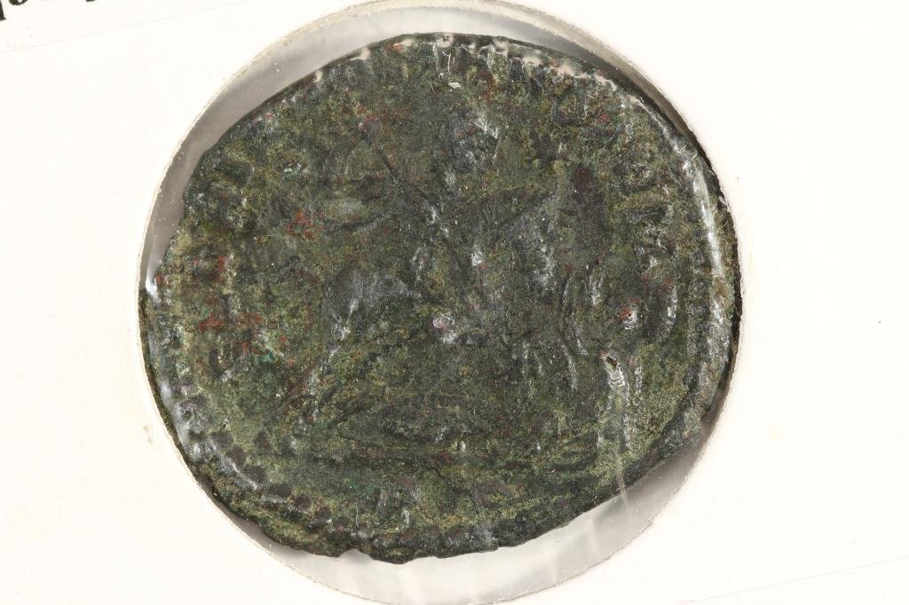 350-354 A.D. MAGNENTIUS ANCIENT COIN (FINE) - 2