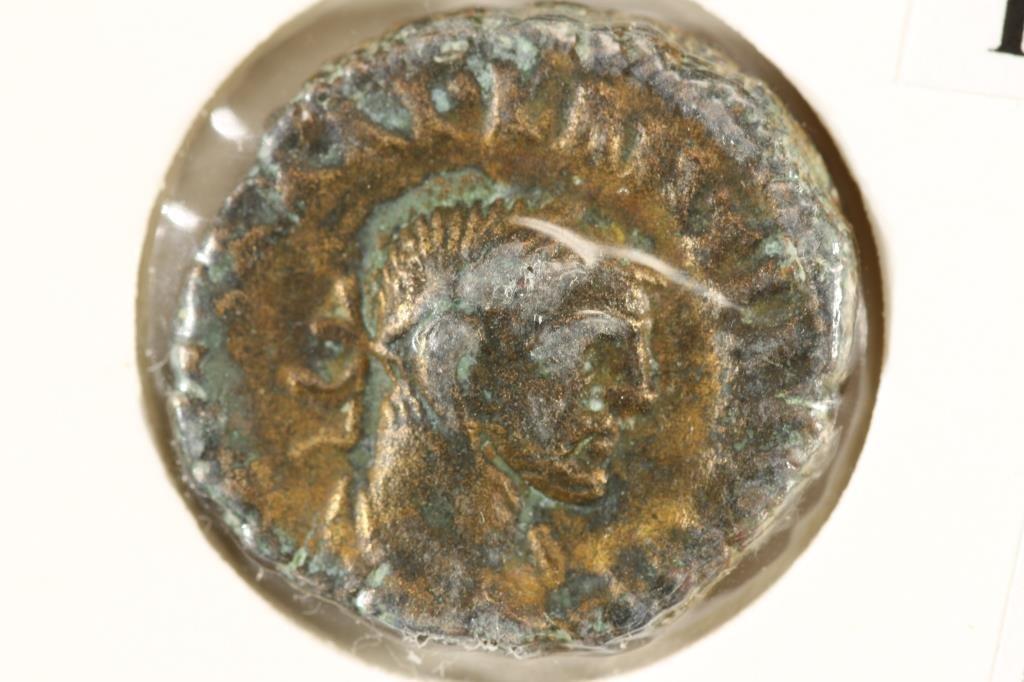 284-305 A.D. DIOCLETIAN ANCIENT COIN (FINE)