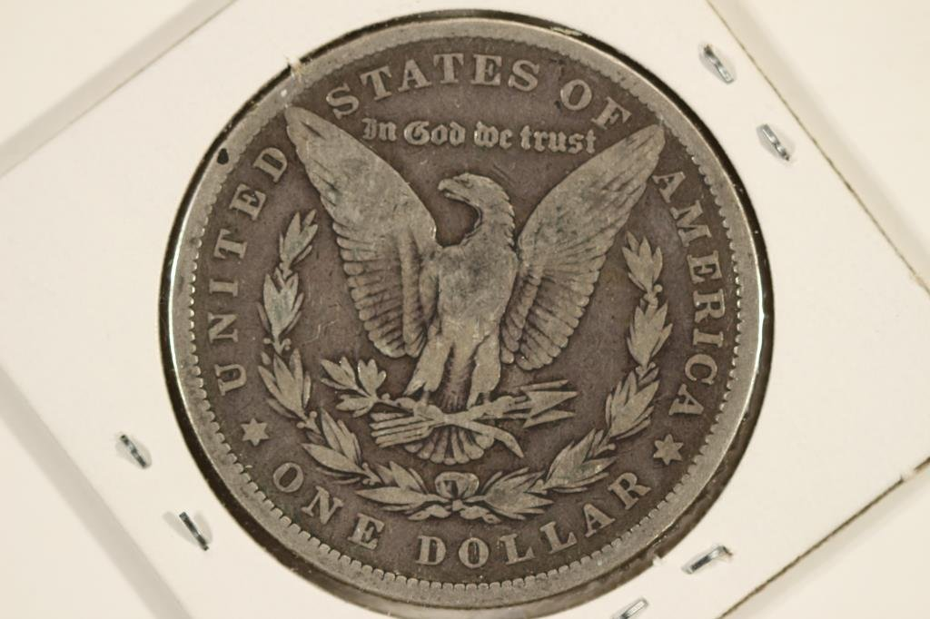 1879 MORGAN SILVER DOLLAR - 2