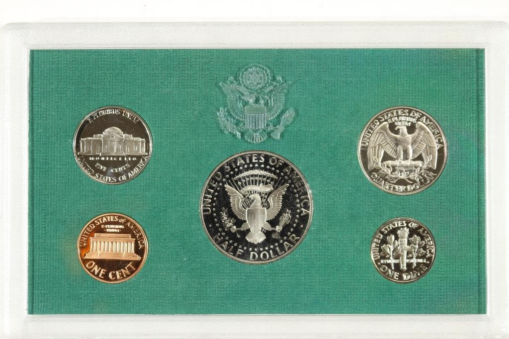 1994 US PROOF SET (WITH NO BOX) - 2