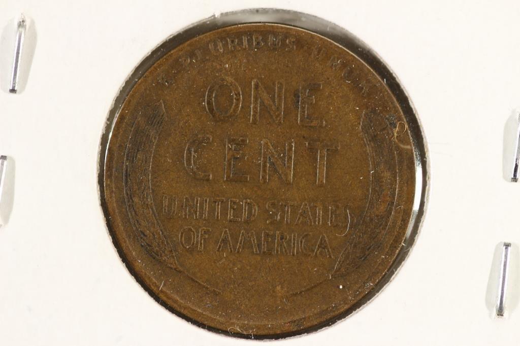 1915-S LINCOLN CENT (SEMI-KEY) (FINE) - 2