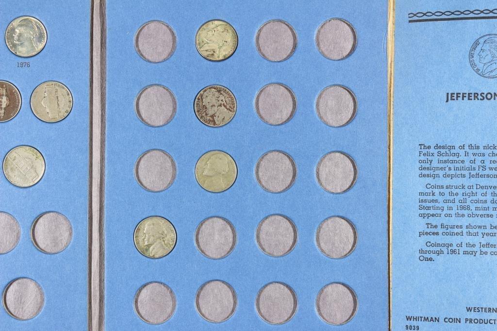 2 PARTIAL US COIN SETS SEE DESCRIPTION - 5