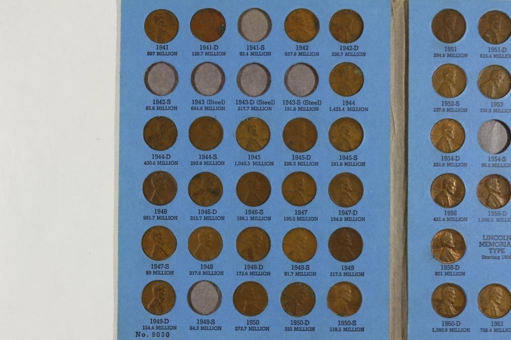 2 PARTIAL US COIN SETS SEE DESCRIPTION - 6