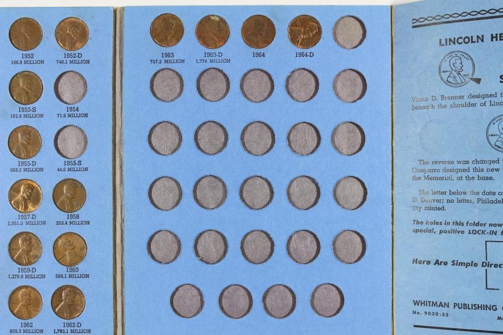 2 PARTIAL US COIN SETS SEE DESCRIPTION - 8