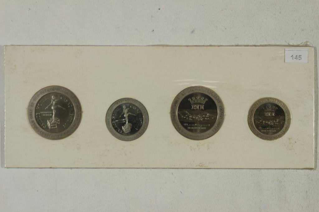 1968 SERIES GROUP 5 PROOF SET OF FRANKLIN MINT - 2