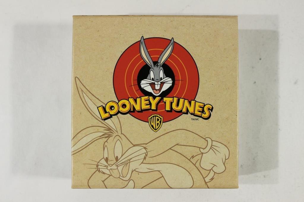2015 CANADA $10 FINE SILVER COIN LOONEY TUNES - 4