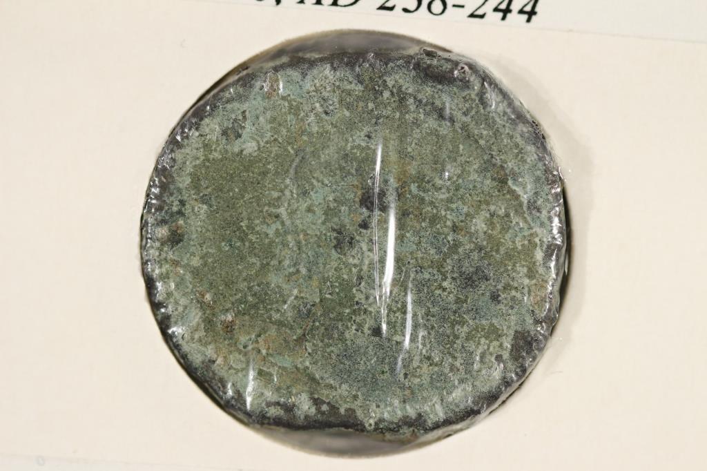 238-244 A.D. GORDIAN III ANCIENT COIN - 2