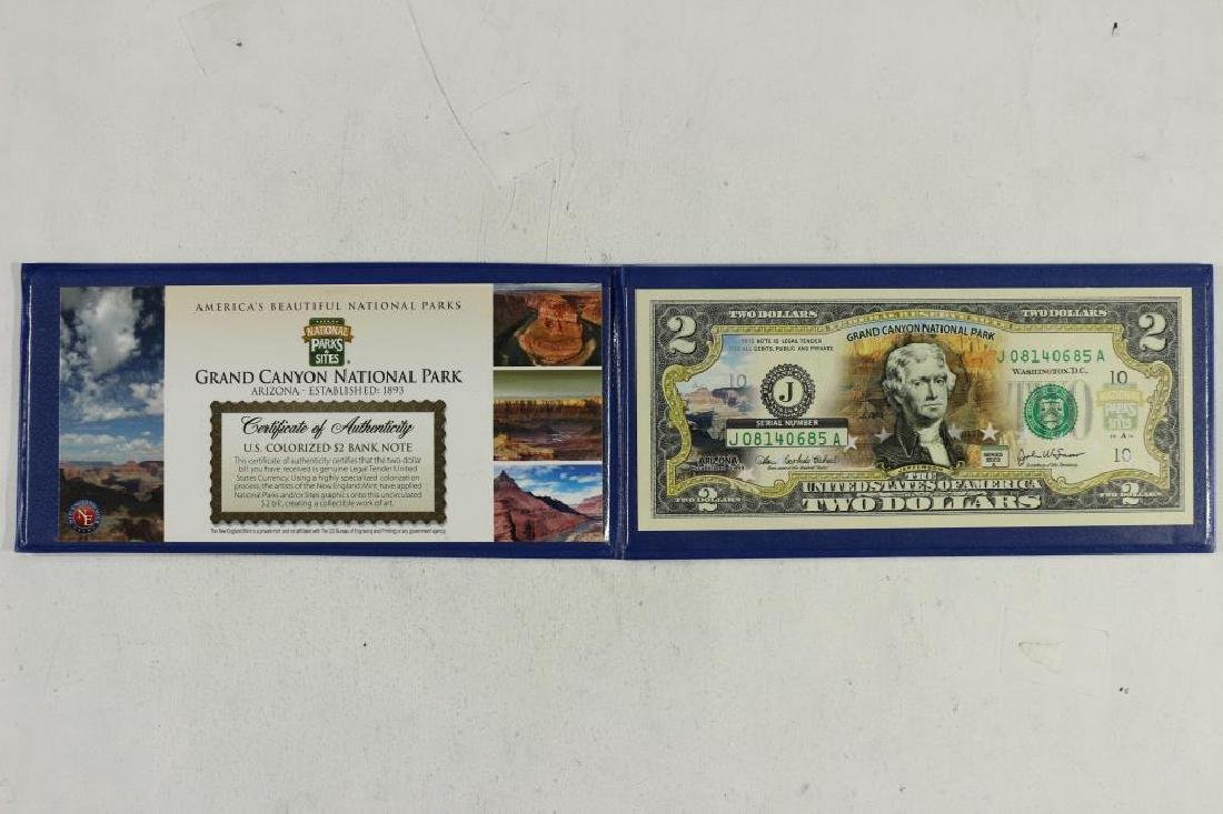 2003 -A US $2 FEDERAL RESERVE NOTE WITH