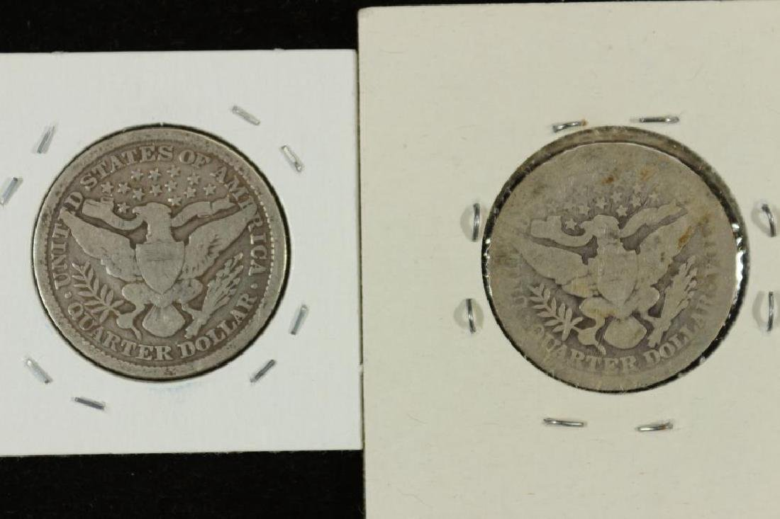 1898 & 1899 BARBER QUARTERS - 2