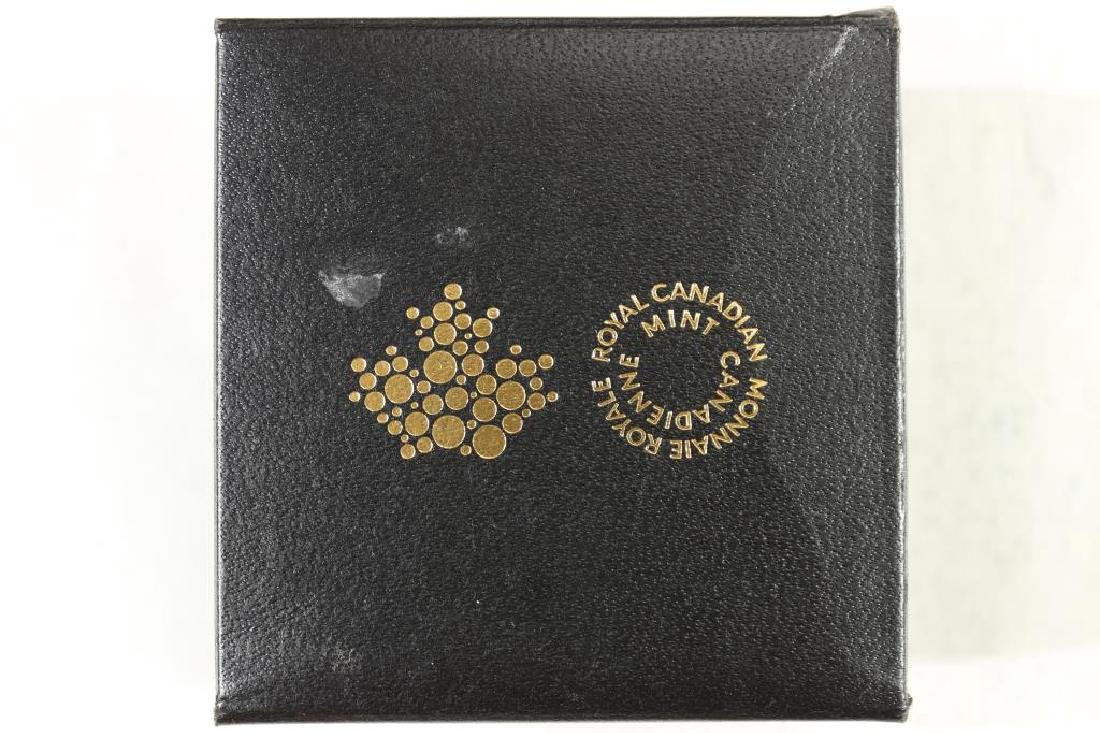 2014 CANADA $10 FINE SILVER COIN PROOF - 3
