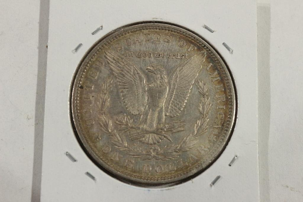 1892 MORGAN SILVER DOLLAR - 2