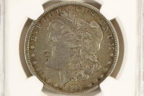 1894-O MORGAN SILVER DOLLAR NGC VERY FINE 35