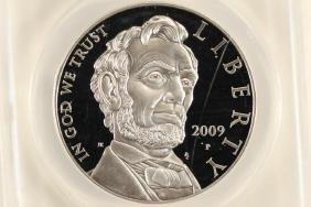 2009-P LINCOLN BICENTENNIAL COMMEMORATIVE