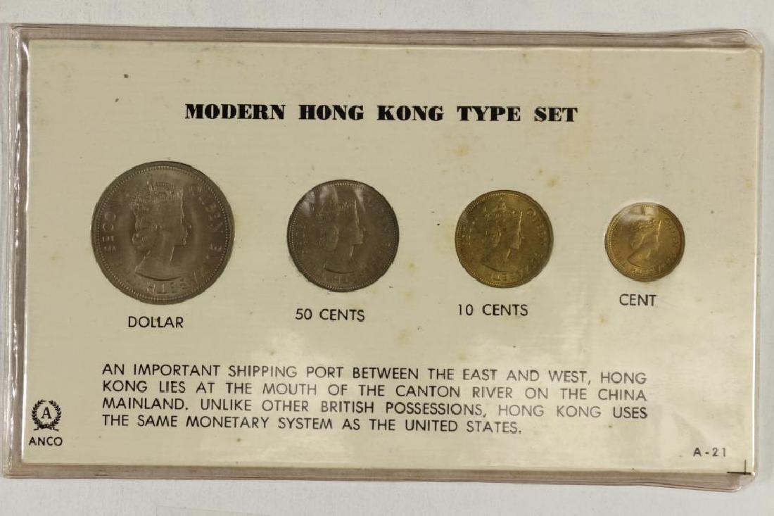 MODERN HONG KONG TYPE SET