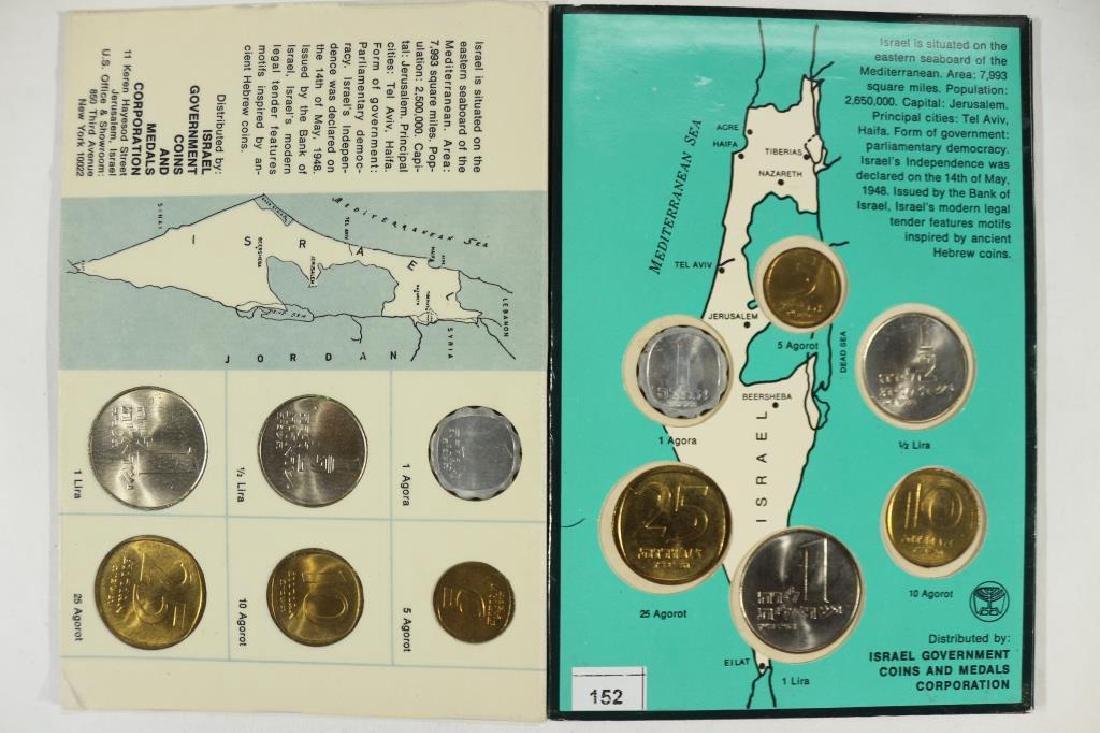 ISRAEL 1965 (PF LIKE) & 1967 JERUSALEM SETS - 2