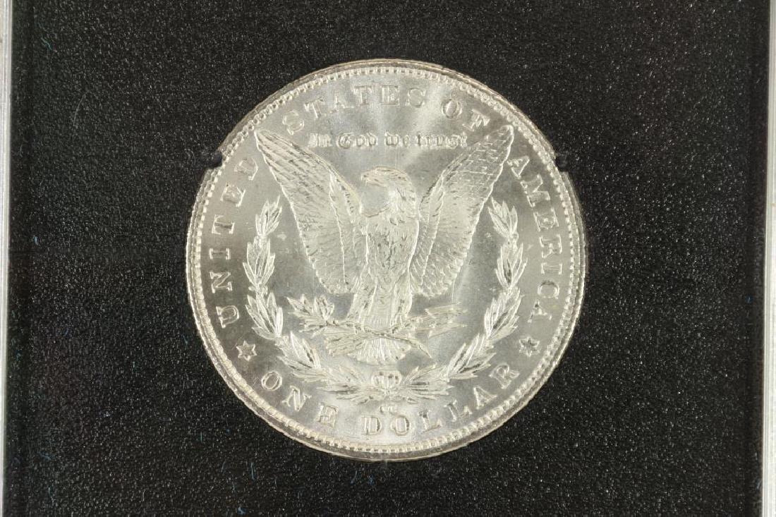 1883 -CC GSA MORGAN SILVER DOLLAR (UNC) - 2