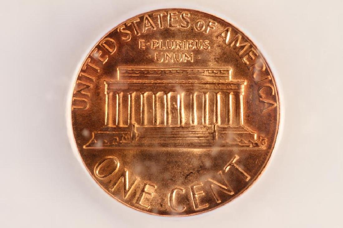 1984 LINCOLN CENT ICG MS66RD - 2