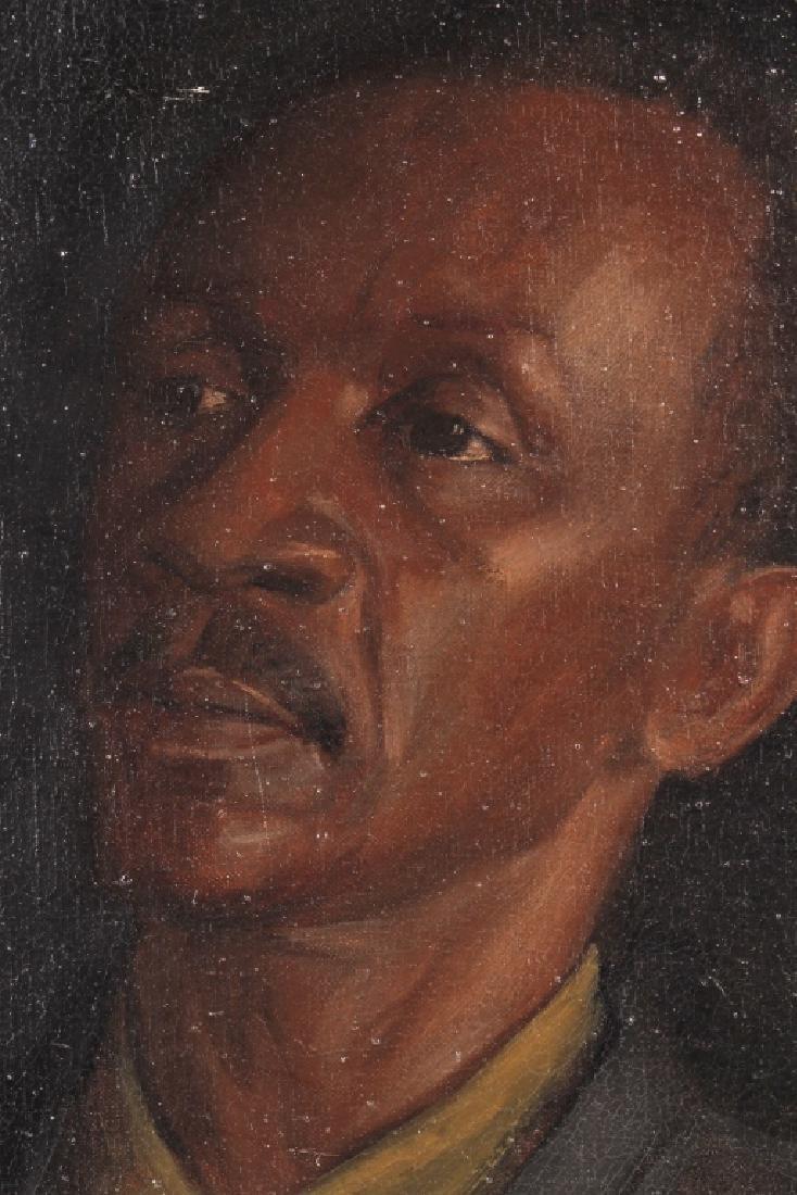 Harry jackson, 1924-2011, Portrait of Frank Lamb - 3