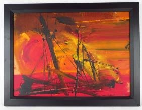 Hugh Mesibov,Am.,All in a Hot and Copper Sky,o/b