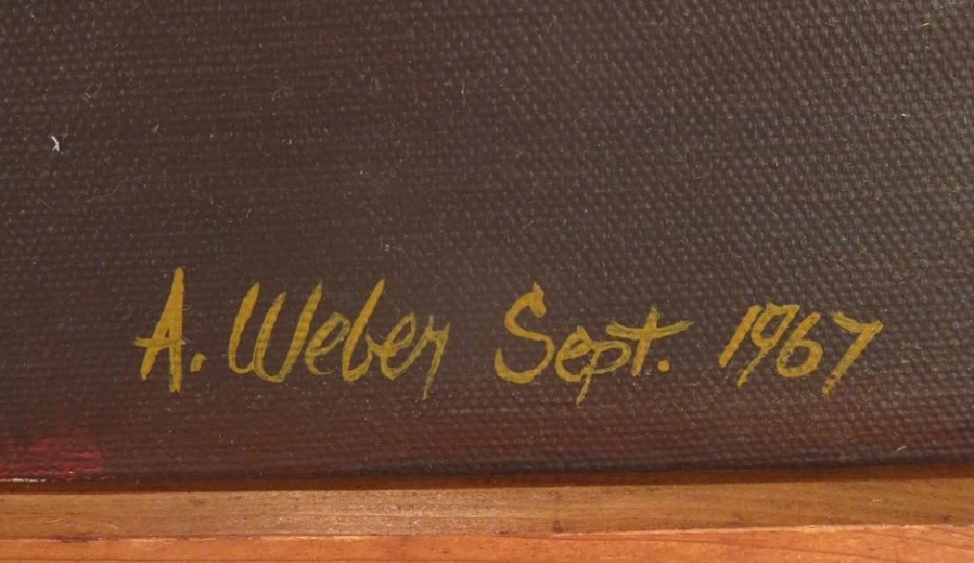 Arnold Weber, Am., 1931-2010, 5 Figures - 3