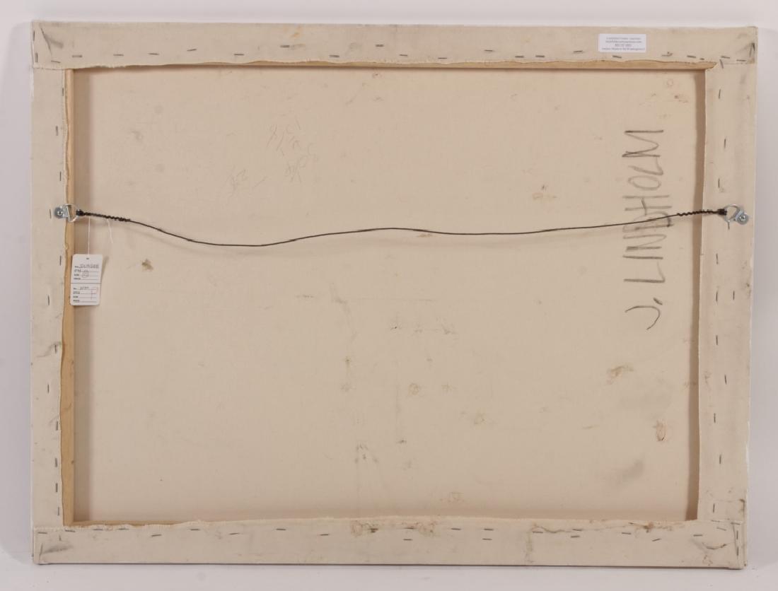 Joren Lindholm,,Am.,20th C., Still Life,o/c,signed - 5
