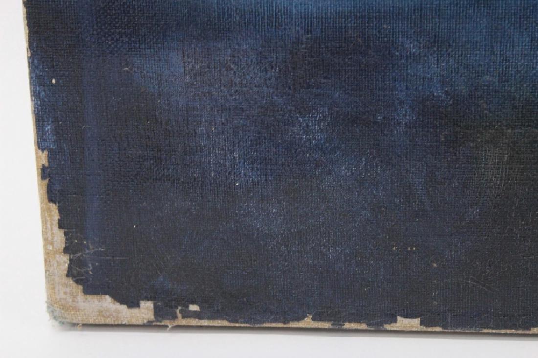 Manuel Coronado, 20th C., Abstract Shapes, O/C - 5
