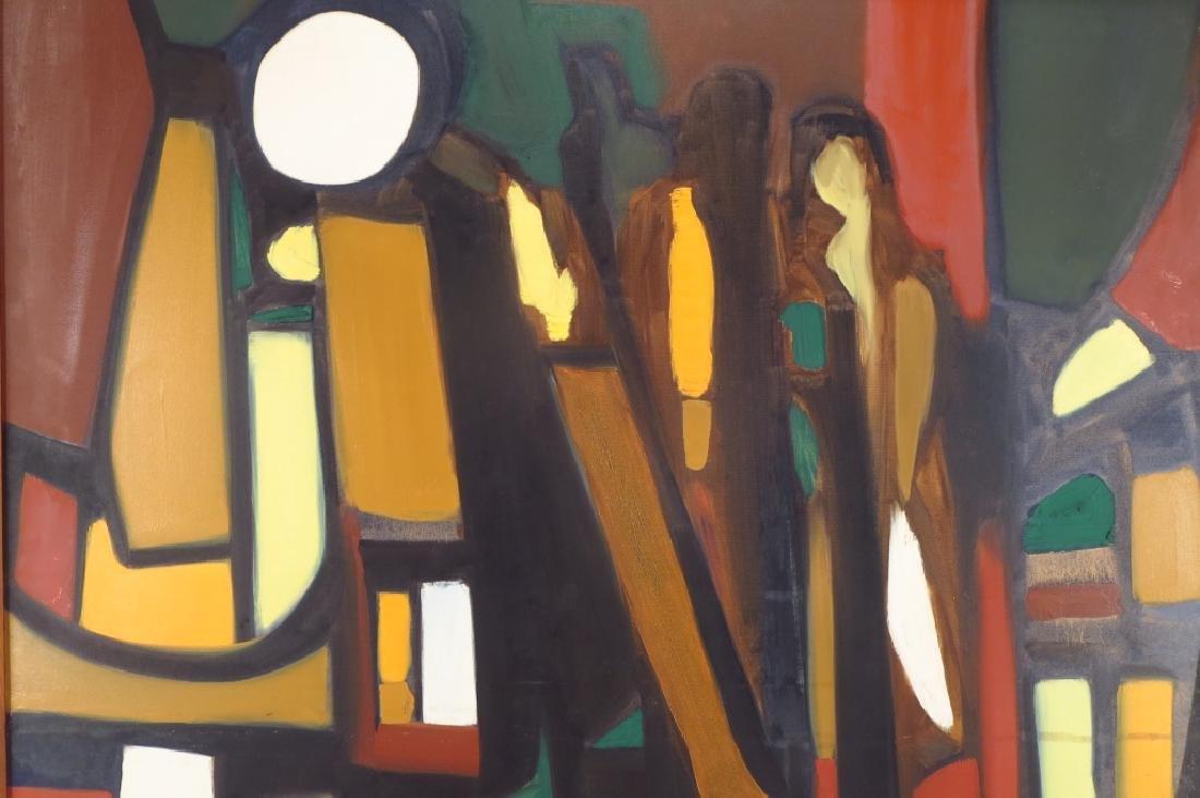 Arnold Weber, Am., 1931-2010, White Orb