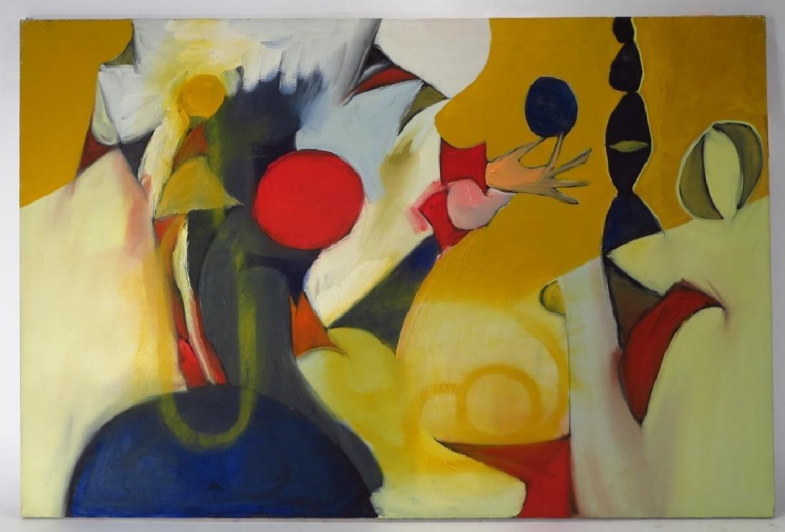 Arnold Weber, Am.,1931-2010, Hand Holding Ball - 2