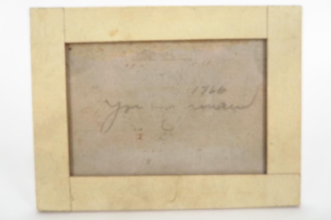 "Jack Youngerman,Am.,20th C.,""Study 1766"",ink/paper - 4"