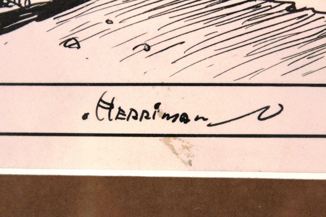 George Herriman 1880-1944 Krazy Kat Original 1922 - 10