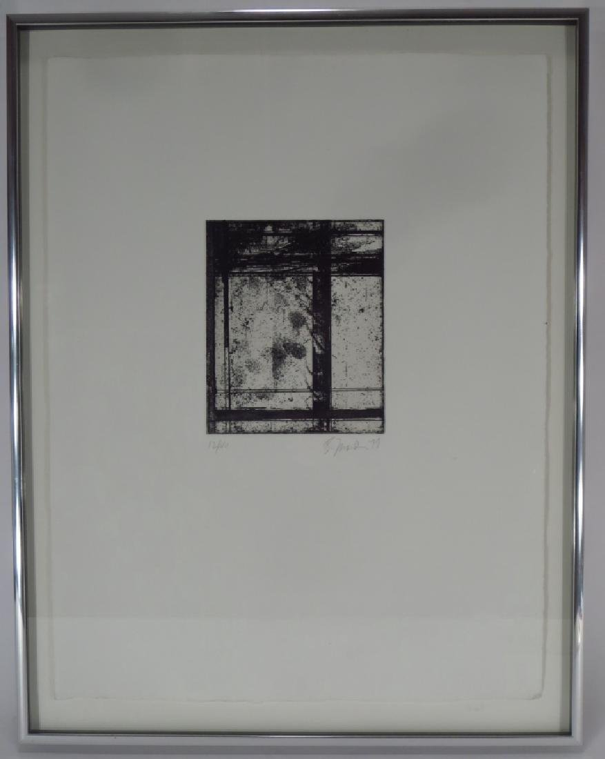 Brice Marden,Am.,Untitled,etching